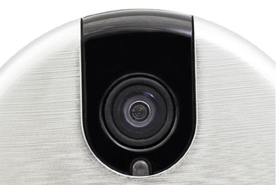 SkyBell可视门铃 画质改善体积更轻薄