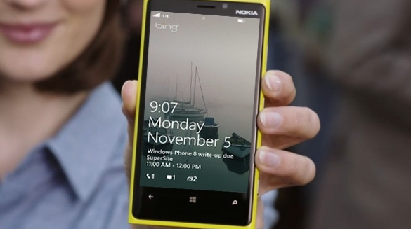 防盗靠它 Windows Phone将添加防盗功能