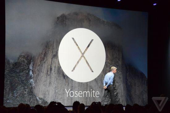 苹果全球开发者大会:全新的桌面系统
