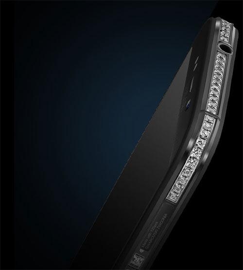 品味与众不同,SUGAR黑色宝石手机限量版