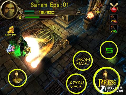 地牢练剑只为寻剑 ¡¶莎拉之剑¡·评测