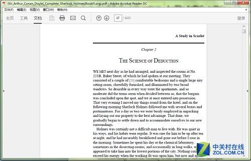 技巧应用 将电子书PDF转换为Word文档
