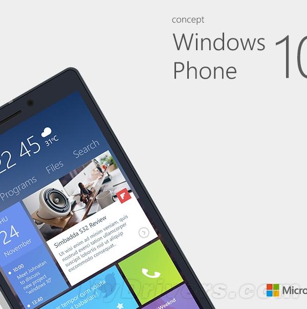 真漂亮! Windows 10手机这样如何?