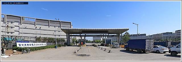 景已经覆盖到了富士康(廊坊)厂区(图片来自百度地图)-小米 4的图片