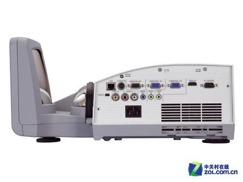 nec um280x 反射式超短焦投影仪