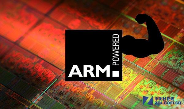 处理器延迟推出 ARM服务器领域举步维艰