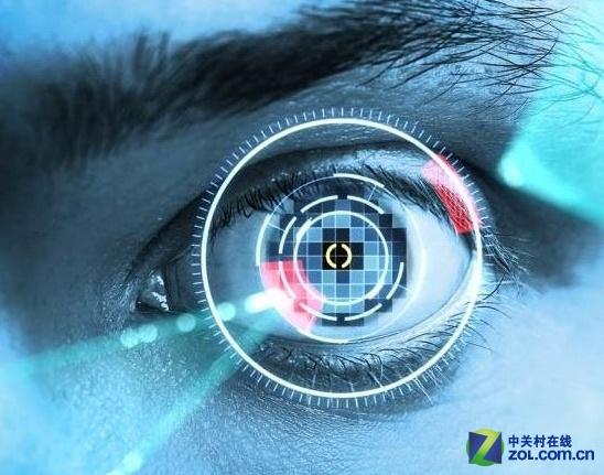 睜眼不說假話 虹膜識別安全認證唯一性