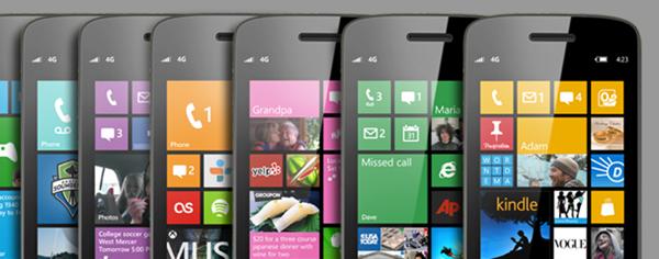 历史时刻 全球WindowsPhone机型超百款