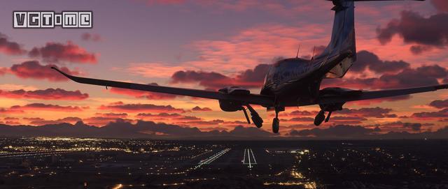 微软模拟飞行 8 月 18 日登陆 PC 平台