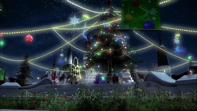 最终幻想14圣诞节主题公布 PS版降价