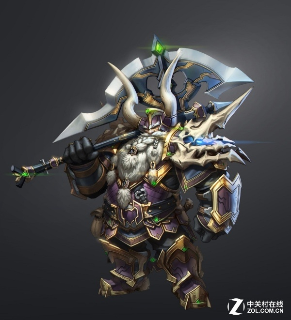 网禅动作RPG 《The Beast》狂战士曝光