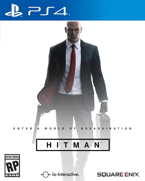 PS4杀手6封面