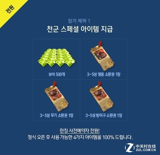 3D动作RPG ¡¶天军:无限争夺战¡·韩国预约