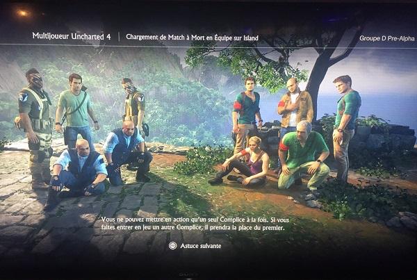 神秘海域4多人模式创新玩法组队随意