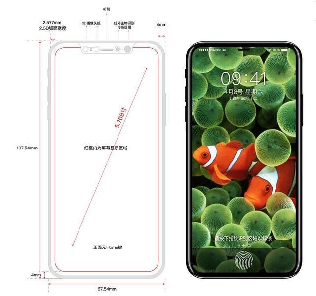 苹果手机内结构图