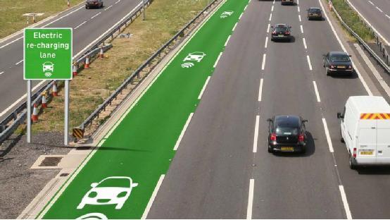 智慧城市啥样?英国正在测试充电道路