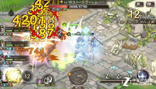华丽龙变身战斗系统 《龙息之焰6》试玩