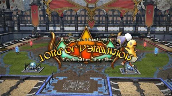 SE最终幻想14重生之境3.1资料片更新
