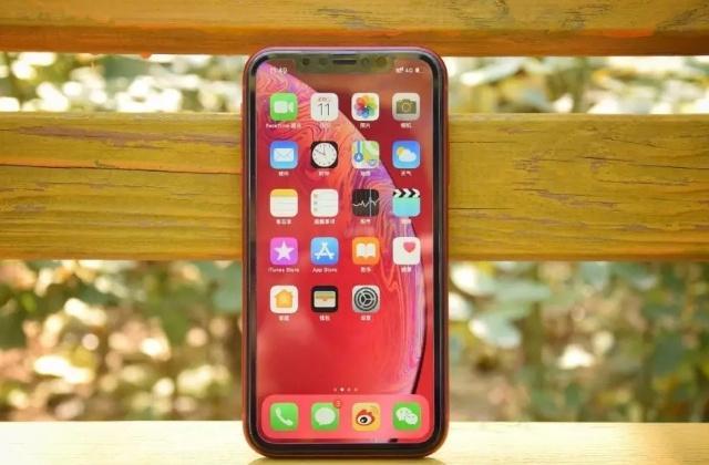 苹果为什么会把iphone XR作为冲击销量的机型?