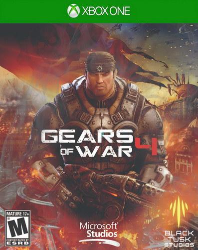 Xbox One独占战争机器4发售日期曝光
