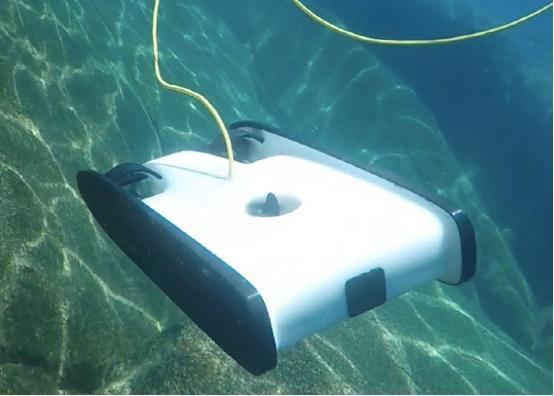 探索水下未知的世界 水下无人机要来了
