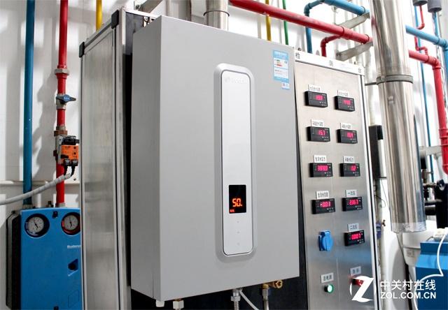 博世热力尊凝燃气热水器评测