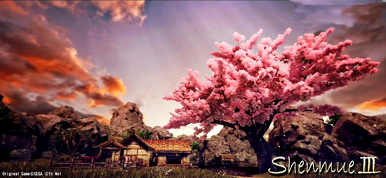 莎木3增中文版众筹 支持人民币支付宝