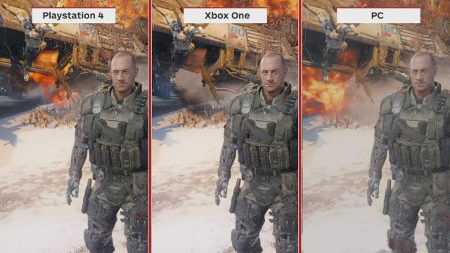 使命召唤12三平台画质对比PS4版最佳