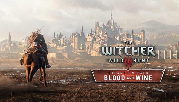 巫师3新DLC血与酒主题曝光:恬静小镇