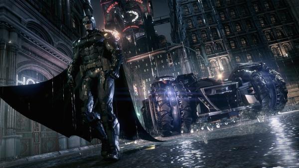 蝙蝠侠阿甘骑士更新将修复游戏部分bug