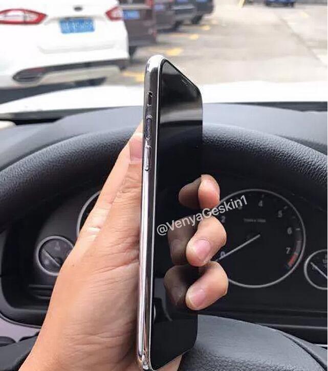 疑 来自富士康内部测试工程人员的iPhone 8