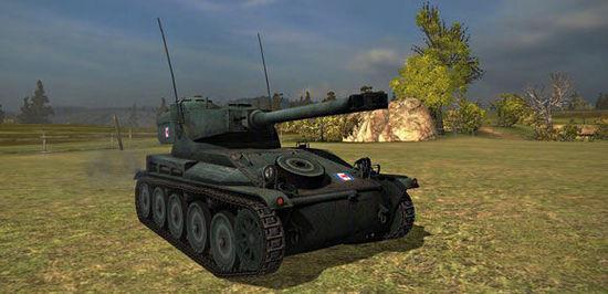 坦克世界轻型坦克盘点