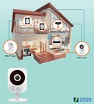 720P高清 三款家用mini网络摄像机推荐