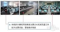 """高定教育——清华同方""""云桌面"""""""