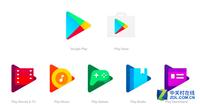 谷歌推送Google Play新图标 细化分类
