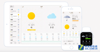 我的天气MyWeather终于发布Android版