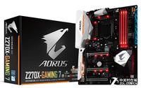技嘉AORUS Z270X-Gaming 7主板售2699元