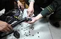 深圳女子单车内藏3450张走私内存卡被抓