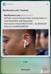 Twitter应用适配iOS10 通知系统升级