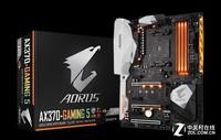 强力支持 AORUS AX370-Gaming 5售1999