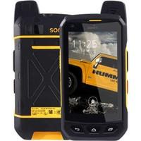 硕尼姆(Sonim)XP7s 移动联通电信4G全网通 美国三防智能手机 超长待机对讲机 黑黄色