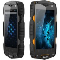 MANN ZUG 3S 全网通4G 三防智能手机 双卡双待 动感黄
