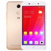 中兴(ZTE) BA602 A602全网通4G智能手机 金色 5.5英寸 2G运行+16G内存