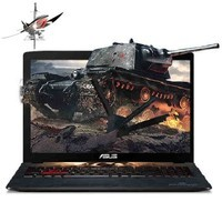 华硕(ASUS) 坦克世界FZ50VW6300 15.6英寸笔记本 i5-6300HQ/4G/1T/2G独显/WIN10