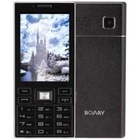 邦华(boway) N390 移动2G/联通2G 老人手机 绅士黑