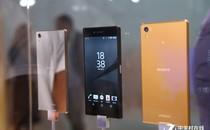 首款4K屏震撼来袭 索尼Z5家族现场体验