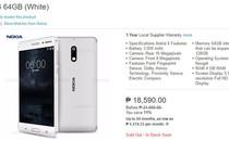 白色版诺基亚6曝光 价格或上涨1000块