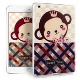 iPadmini硅胶套 高透TPU软壳 透气散热  超软保护 更有彩绘款可选