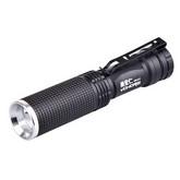 甬宏仁LED强光手电筒 铝合金壳 带笔夹