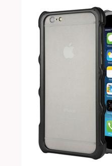新奇配件 不用担心手滑的iPhone6边框
